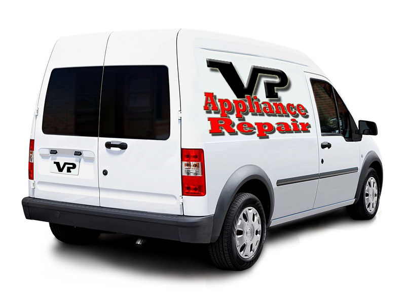 VP appliance van