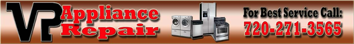 VP Appliance repair Logo